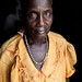 Lendu woman in her smoky house  - DR CONGO -
