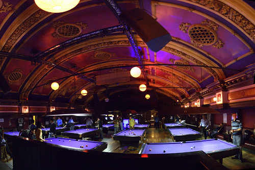 Pool Hall This Is The Palace Or The Camden Delux On