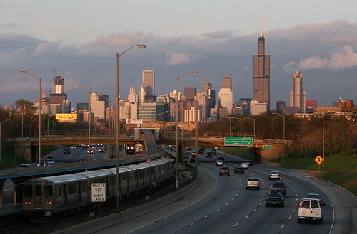 Chicago Skyline from Homan Ave | by Rajesh's Photo Gallery