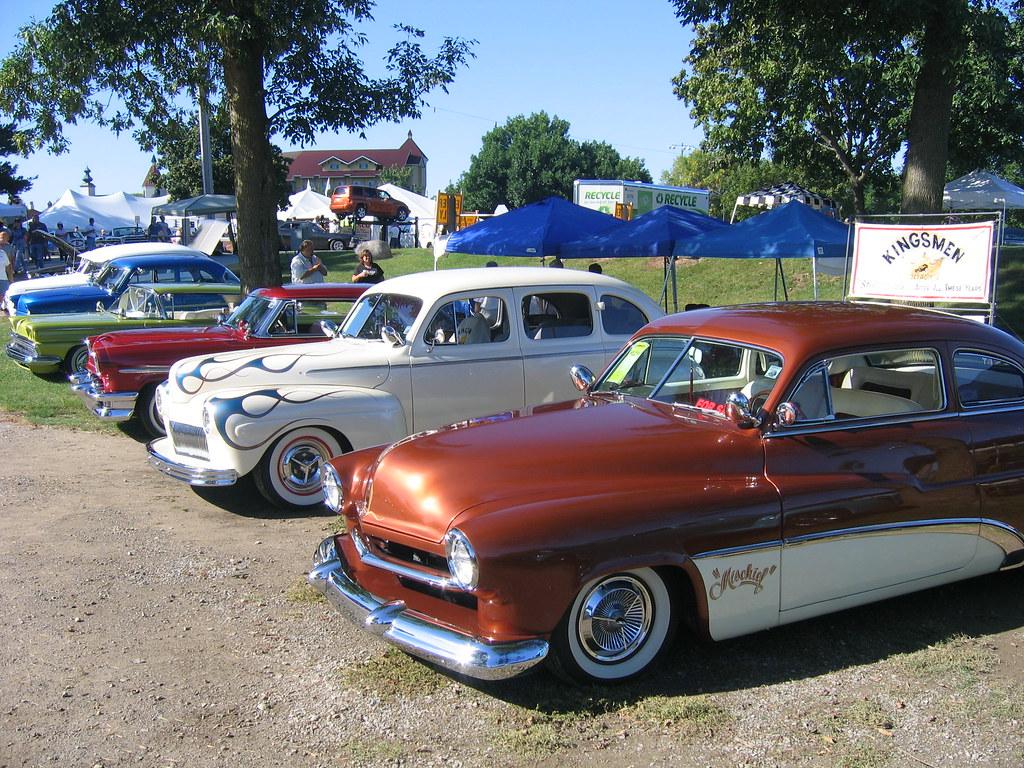 Kingsmen car club bill cook flickr for Auto motor club comparisons