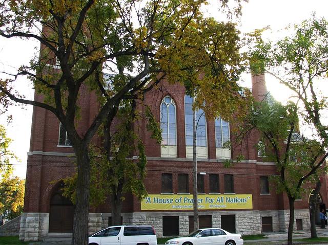 Former St. Giles / Bethlehem Aboriginal Fellowship