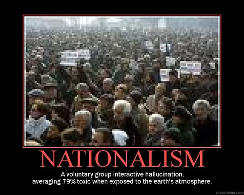 to what extent was nationalism the Nationalism reached a fevered pitch in europe prior to the first world war as a political tool, nationalism was the belief that european technological, cultural, economic and military superiority.