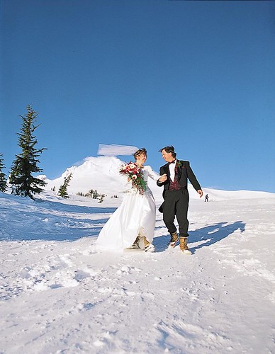 Timberline wedding | by timberline.mthood