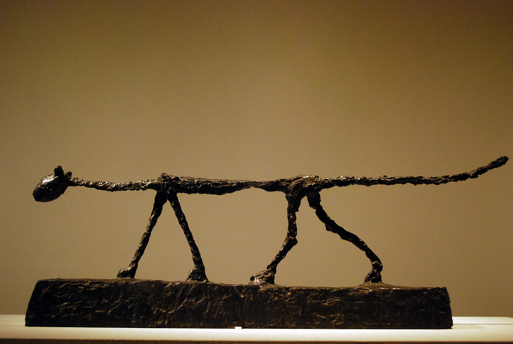 Art Car Museum >> NYC - Metropolitan Museum of Art - Alberto Giacometti - Ca ...