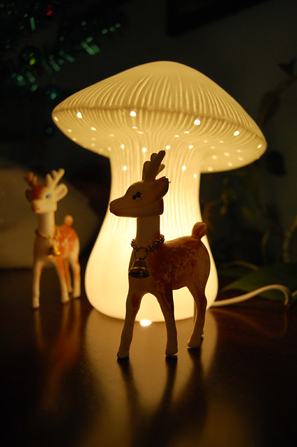 Light Up Christmas Reindeer