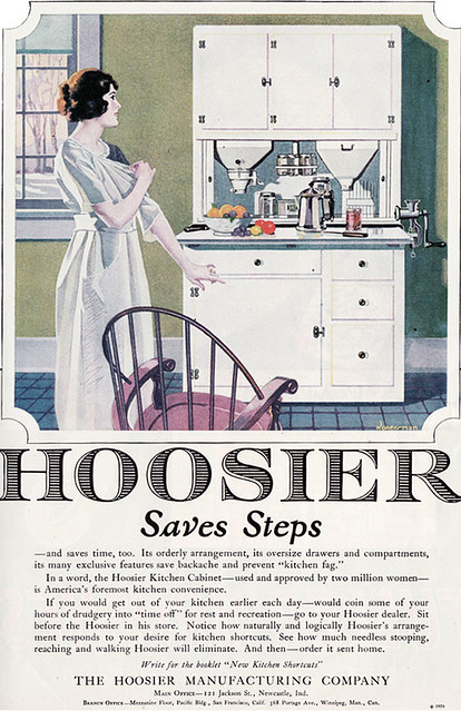 Image result for hoosier cabinet advertisements