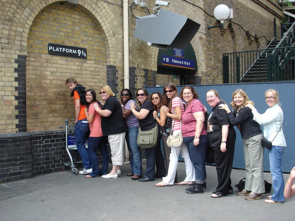 London Harry Potter Flug Und Hotel