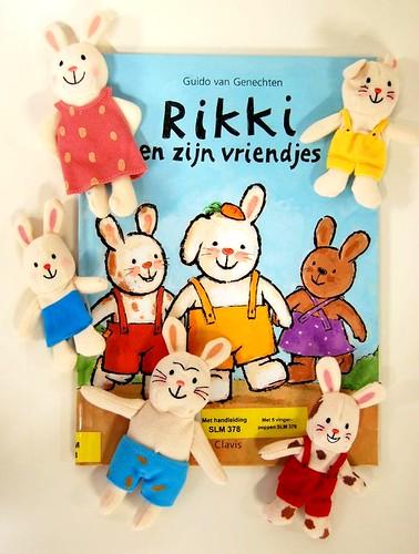 Rikki en zijn vriendjes g 378 doelgroep van 3 tot 4 jaar flickr - Tot zijn bibliotheek ...