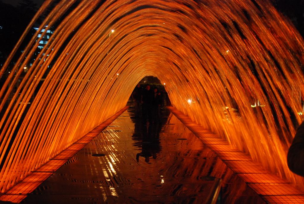 Tunel de fuego   Lima,...