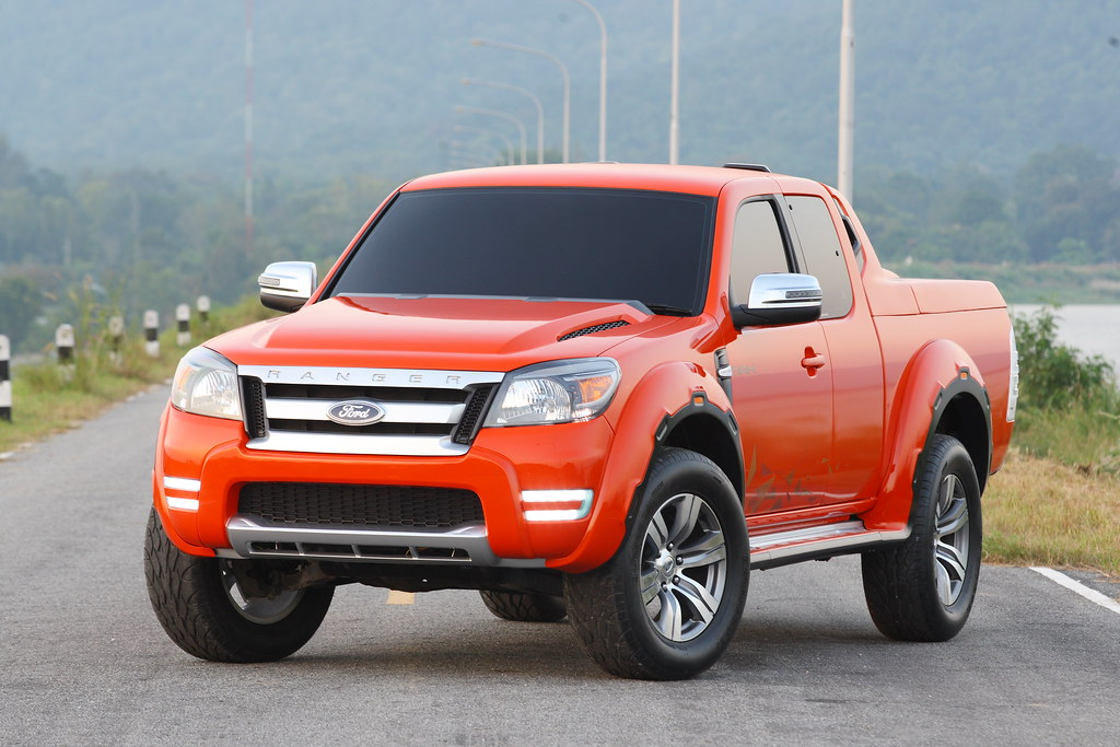 New Ford Truck >> Ford Ranger Max | Renowned for its genuine toughness and ...