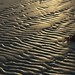 Marcas na areia - Praia de Carne de Vaca - Goiana - Pernambuco - Brasil