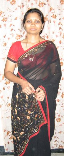 bndu aunty in saree | vijaykumar1302 | Flickr