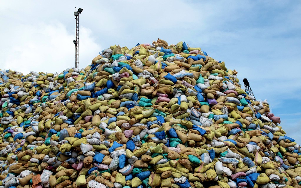 Garbage Dumps Garbage Dump | by Mshahdy