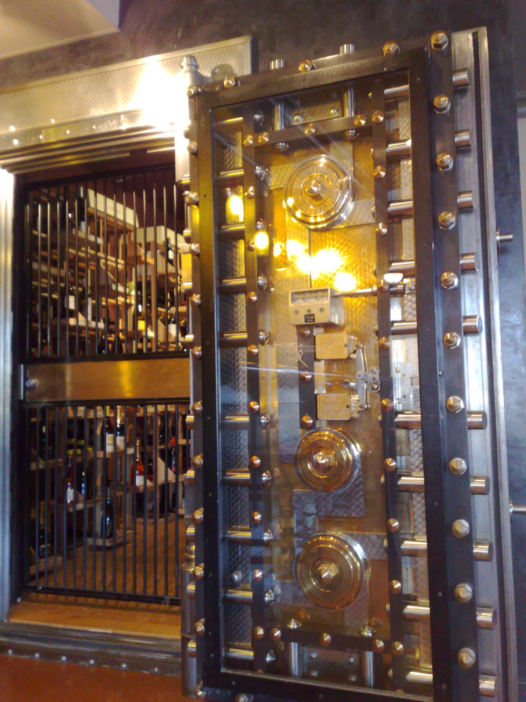 Reserve Vault  Adelaide St Brisbane City Qld  Australia