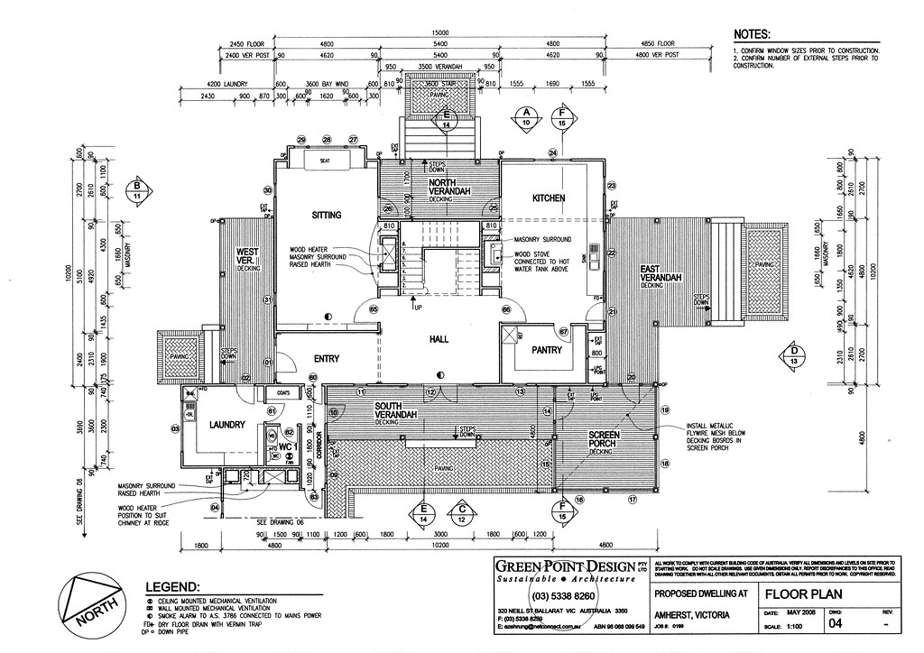 2nd Floor Floorplan Lynette Flickr