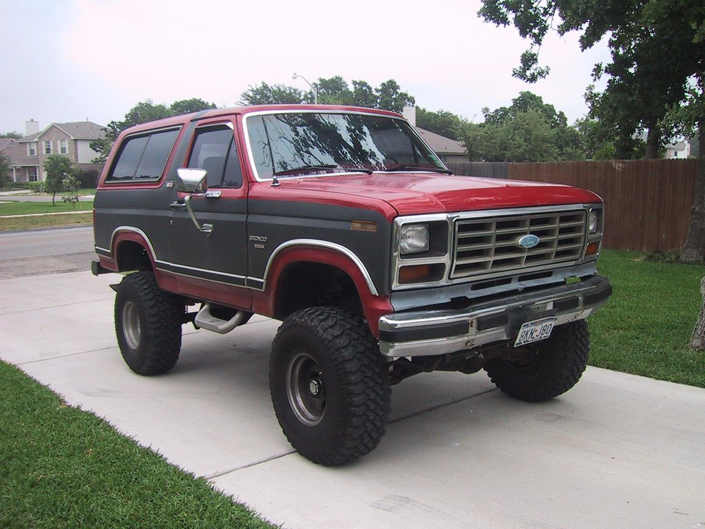 1982 Ford 4x4 Bronco 02 Mike Flickr 1980 Lifted