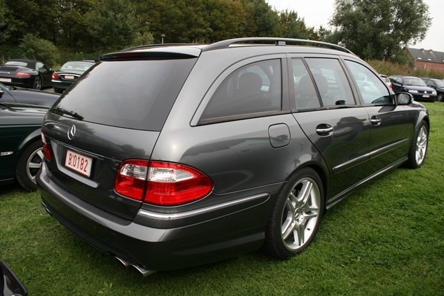 Mercedes Benz E 55 Amg S211 Daem Tom Flickr