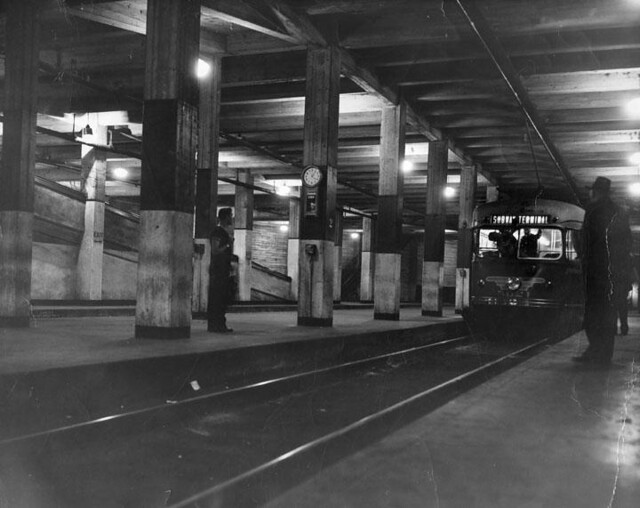Old New Cars >> Hollywood Subway 1946 | Unfortunately for my thesis project,… | Flickr