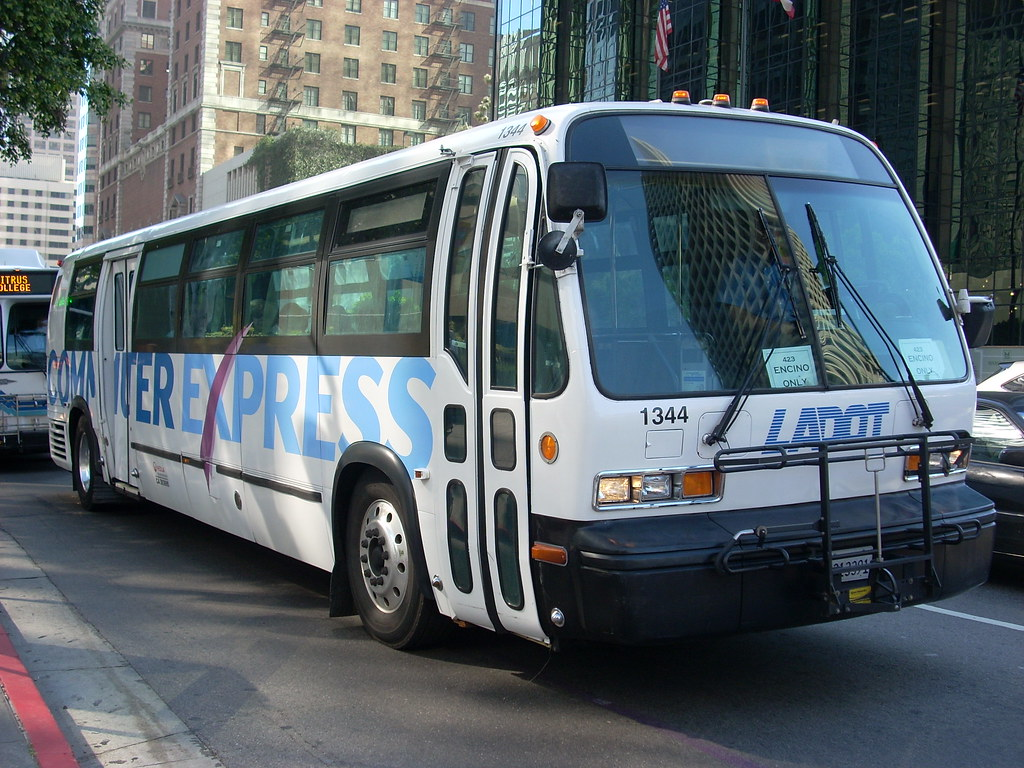 Ladot Commuter Express Rts The Los Angeles