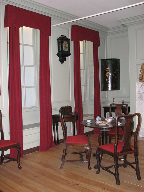 A parlour in 1745 | Flickr - Photo Sharing!
