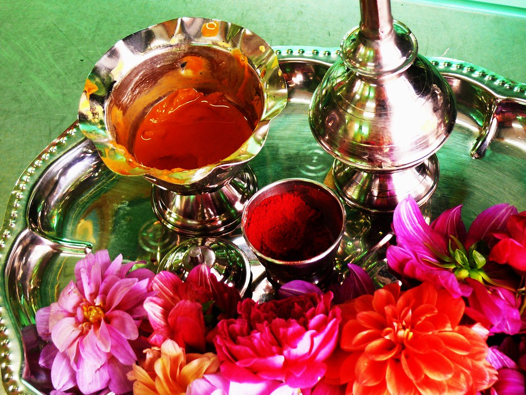 Silver Gifts For Indian Wedding: Penang, Malaysia ----- Taken During My