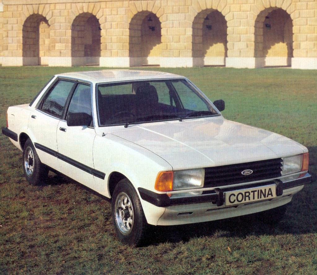 Toyota Of Stuart >> 1981 Ford Cortina 1.6 GL | A 1981 model year MkV Ford Cortin… | Flickr