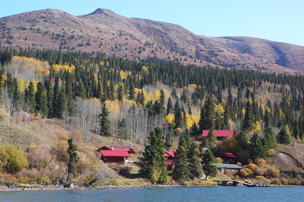 Cold fish lake camp spatsizi istvan hernadi flickr for Fish lake camping