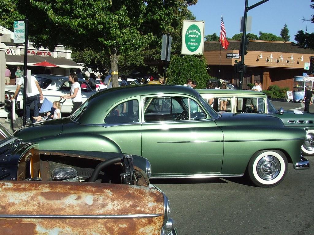 1950 chevrolet 2 door coupe custom 2 photographed at for 1950 chevy 2 door sedan
