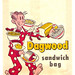 Dagwood Sandwich Bag