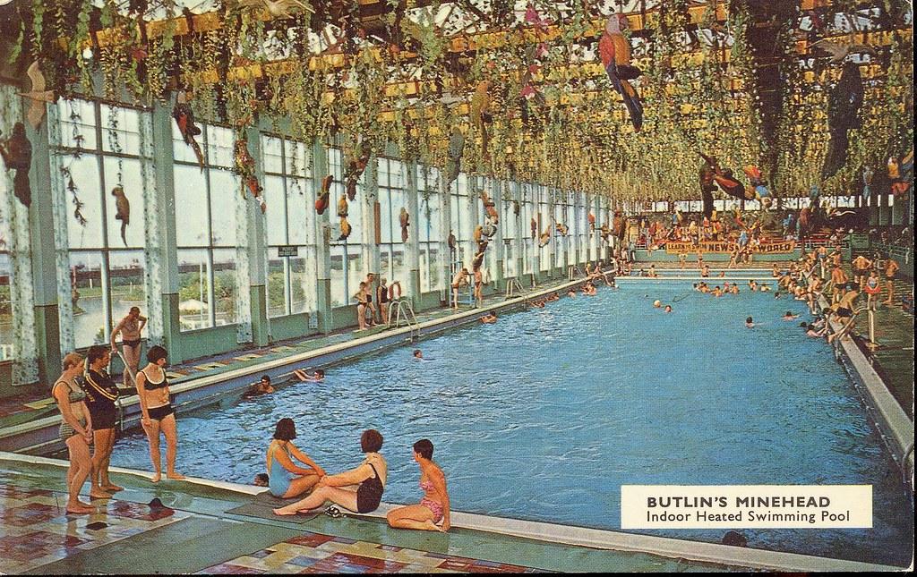 Butlins Minehead Indoor Pool The Original Indoor Pool At Flickr