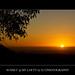 Sunset at Mt Lofty, Adelaide