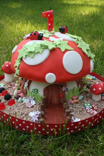 Fairy Cake Decorations Uk