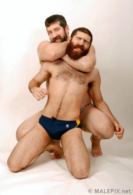 Mature gents wrestling yahoo