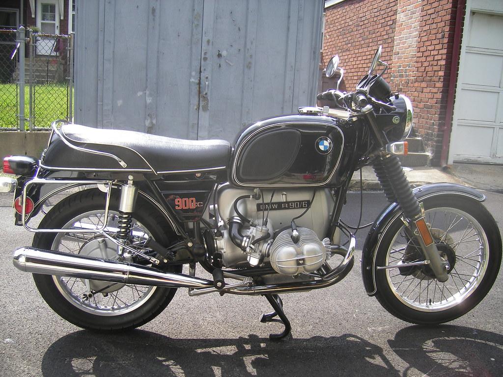 1974 Bmw R90 6 Cmeskow Flickr