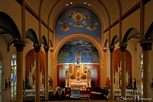 Painted Churches Of Central Texas Flickr Photo Sharing