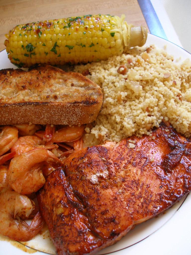 Salmon With Honey Glaze Food Network