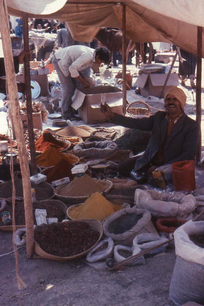 Souk had rouadi maroc rif 1975 fen tre ouverte flickr for Fenetre in english