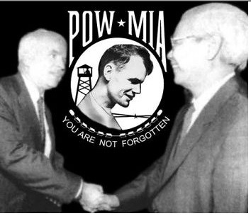 mccain and the pow coverup screenshot from article