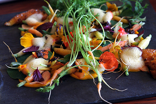 carrot salad | by David Lebovitz