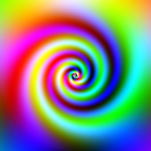 Colourful Spiral Flickr Photo Sharing Colourful Images