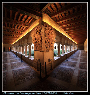 Claustro Santo Domingo de Silos/ Cloister Of S. Domingo de Silos | by Iabcstm
