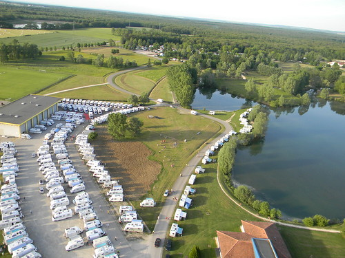 Meuse Madine Camping Car Vue Du Ciel Flickr Photo Sharing