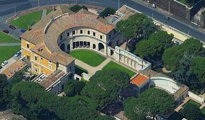 B B Villa Giulia Roma