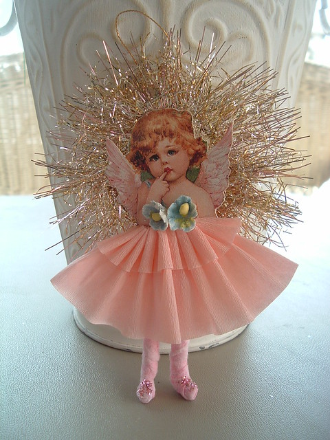 Fairy Christmas Ornaments