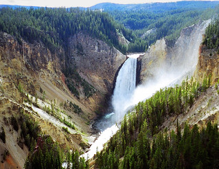 Lower Falls, Yellowstone River | by v1ctory_1s_m1ne