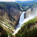 Lower Falls, Yellowstone River