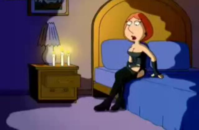 Lois Griffin 1  Screen Shot Of Lois Griffin From A Family -9989