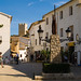The fortified Moorish village of Guadalest on the Costa Blanca