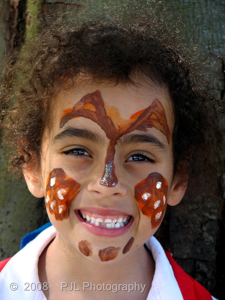 My Daughter Face Painting Giraffe My Daughter Face