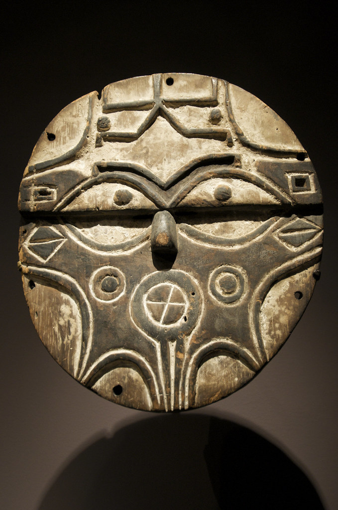 African Mask From The Museum Website Quot The Yale
